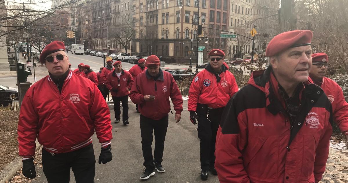 ガーディアンエンジェルスへのパトロールユダヤ人街ニューヨーク市の最近の攻撃
