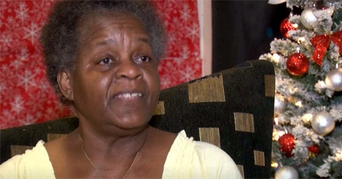 Οι αξιωματικοί χρησιμοποιούν το όπλο αναισθητοποίησης για τη Φλόριντα, η γιαγιά της 70α γενέθλιά του