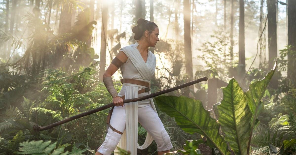 'Star Wars' - Foren Leuchten mit Gerüchten über eine andere version von 'Der Aufstieg des Skywalker'