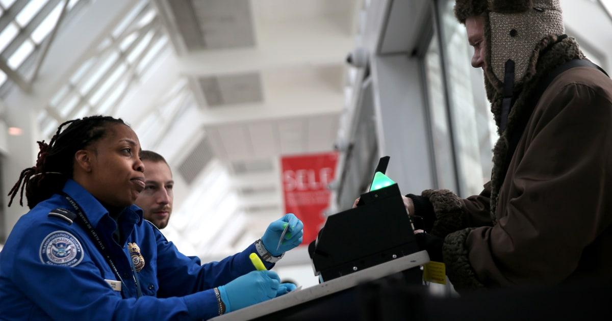 Flughäfen warnen vor chaos mit drohenden Real-ID-Lizenz Termin