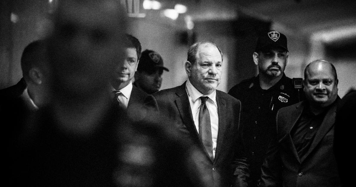 こちらは知っておきたいとHarvey Weinsteinをニューヨーク