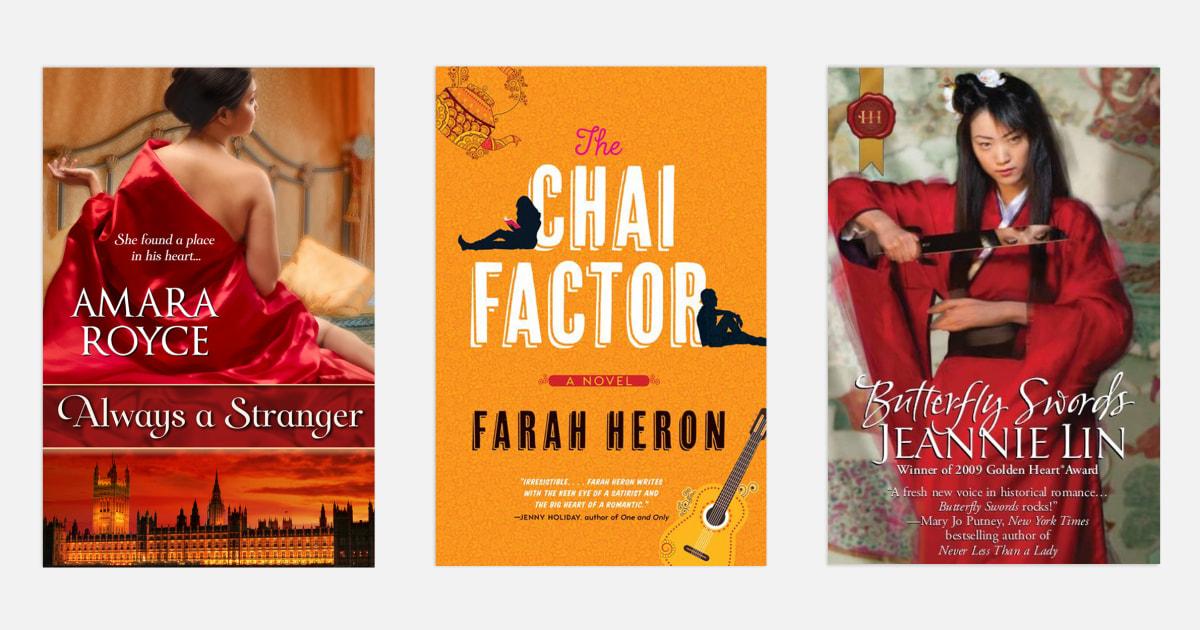 Diese Autoren gegen den unterwürfigen asiatischen Frau trope in Liebesromane