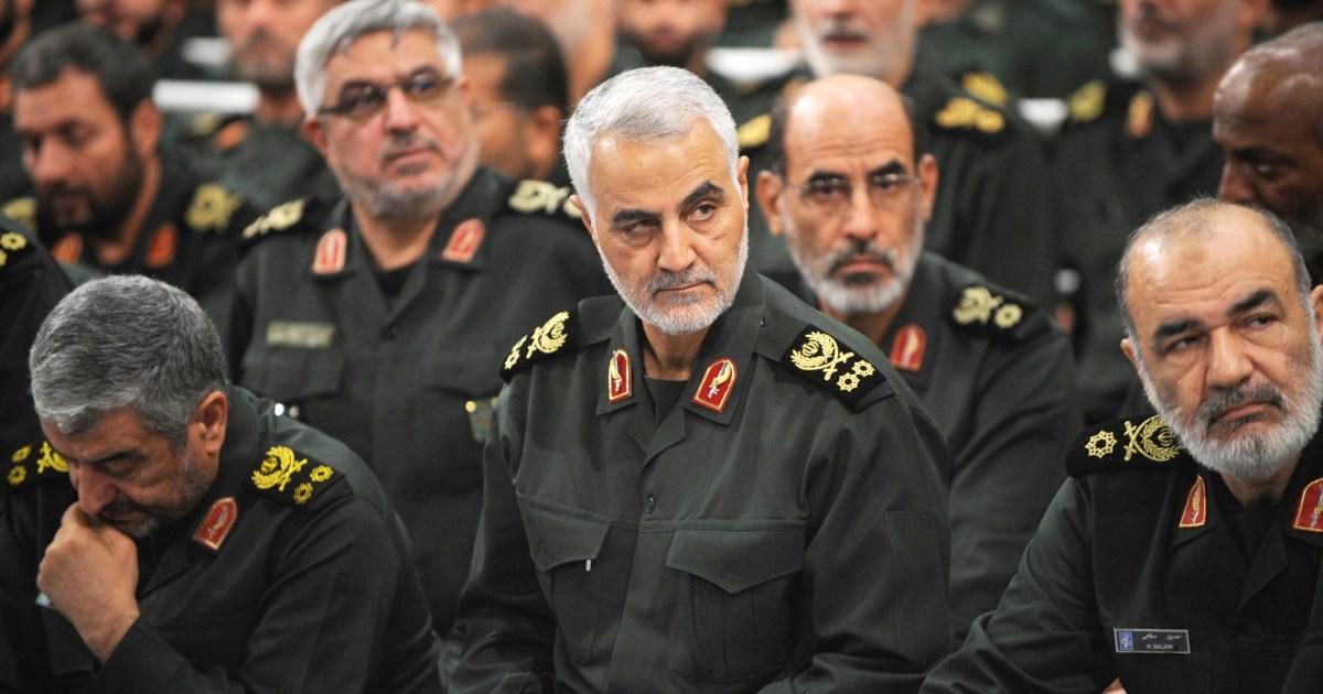 空港通、架爆:どのように米国を殺Soleimani