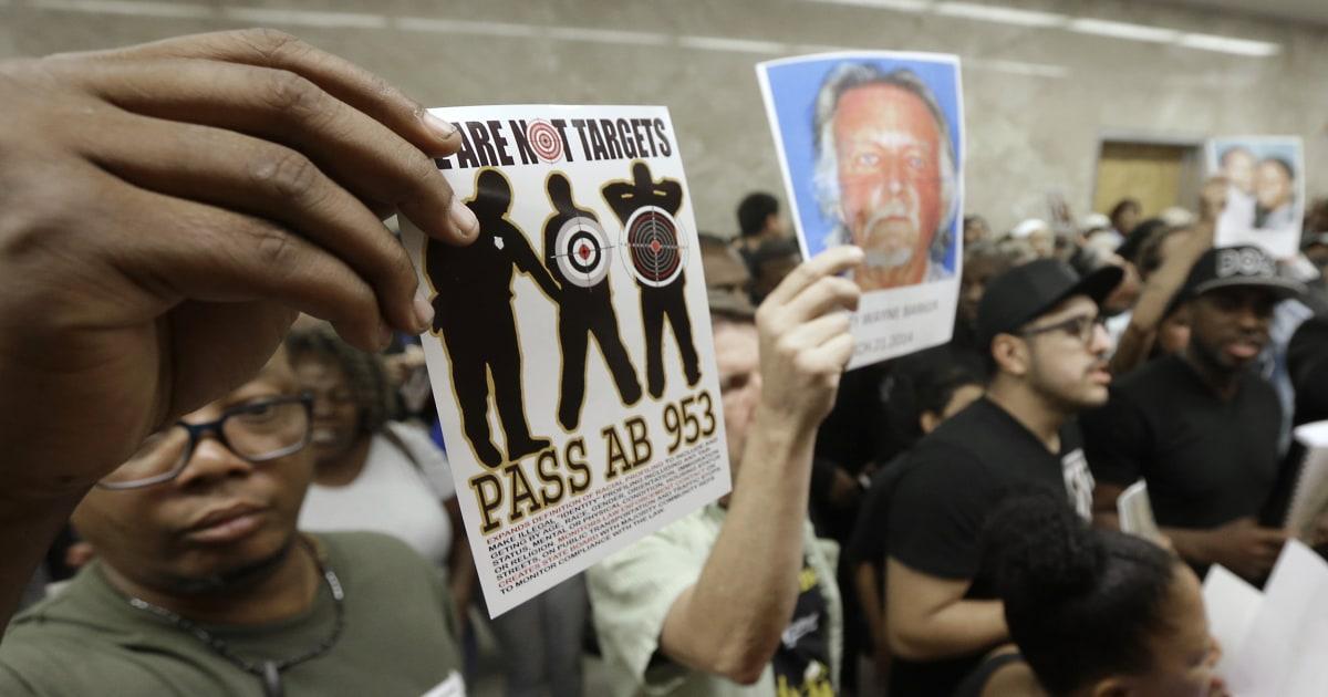 報告:カリフォルニア警官が停止黒のドライバー