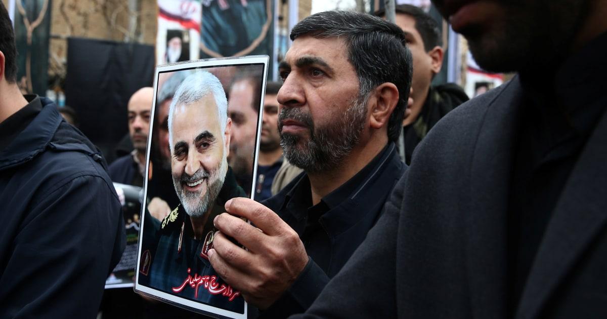 Trump droht Iran mit Angriffen auf 52 Seiten