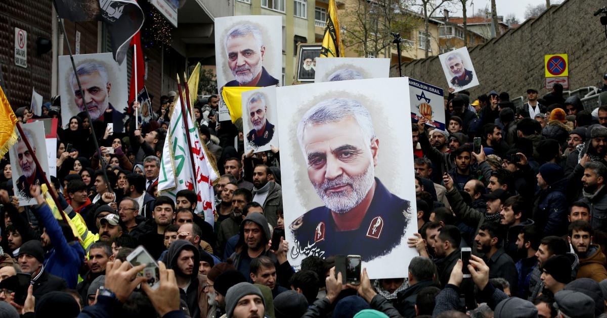 Δημοκράτες απαιτούν απαντήσεις σχετικά με Soleimani δολοφονία: