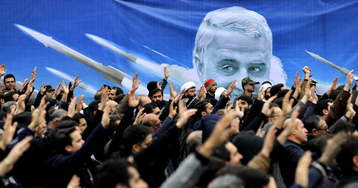 Iran sagt, es wird nicht mehr Folgen, Grenzwerte von 2015 nuklear-deal nach Soleimani töten