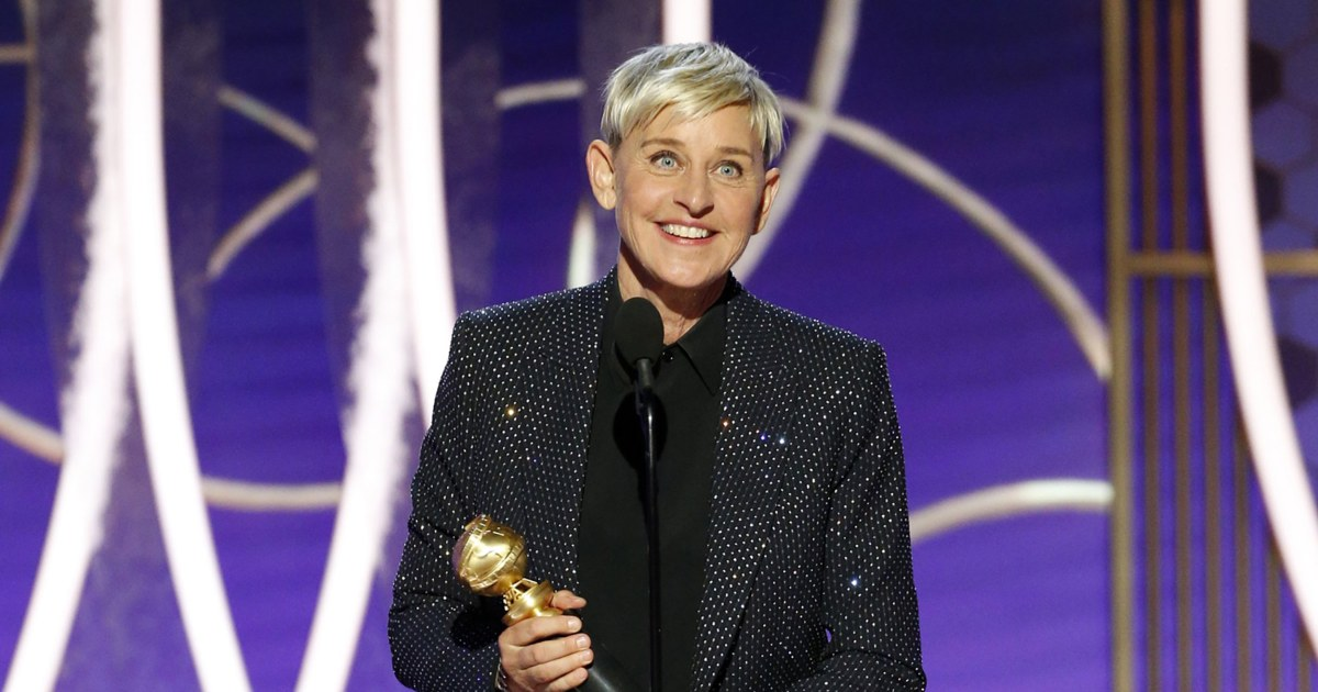DeGeneres επικροτεί δύναμη της τηλεόρασης