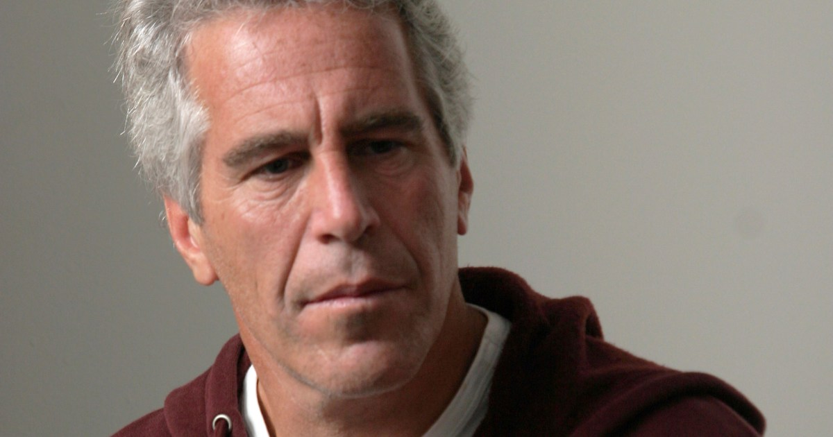 Surveillance video from Jeffrey Epstein's first apparent suicide attempt 'no longer exists' thumbnail