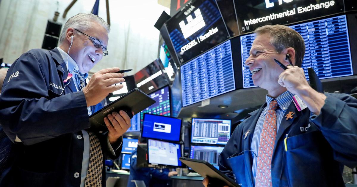 Dow supera los 29,000 por primera vez, ignorando el informe de trabajos débiles thumbnail