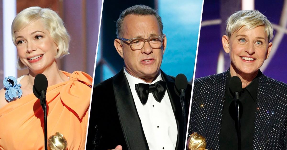 Golden Globes 2020: Die top-Momente von der feier