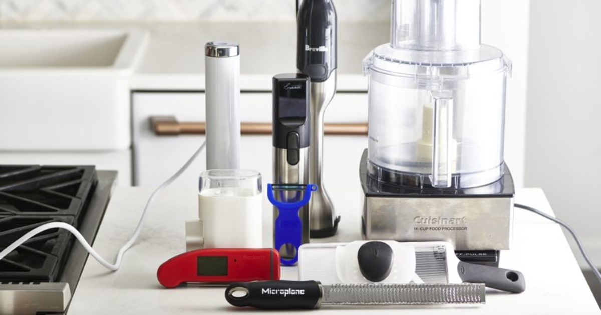 9 essential gadgets worth the real estate in your kitchen