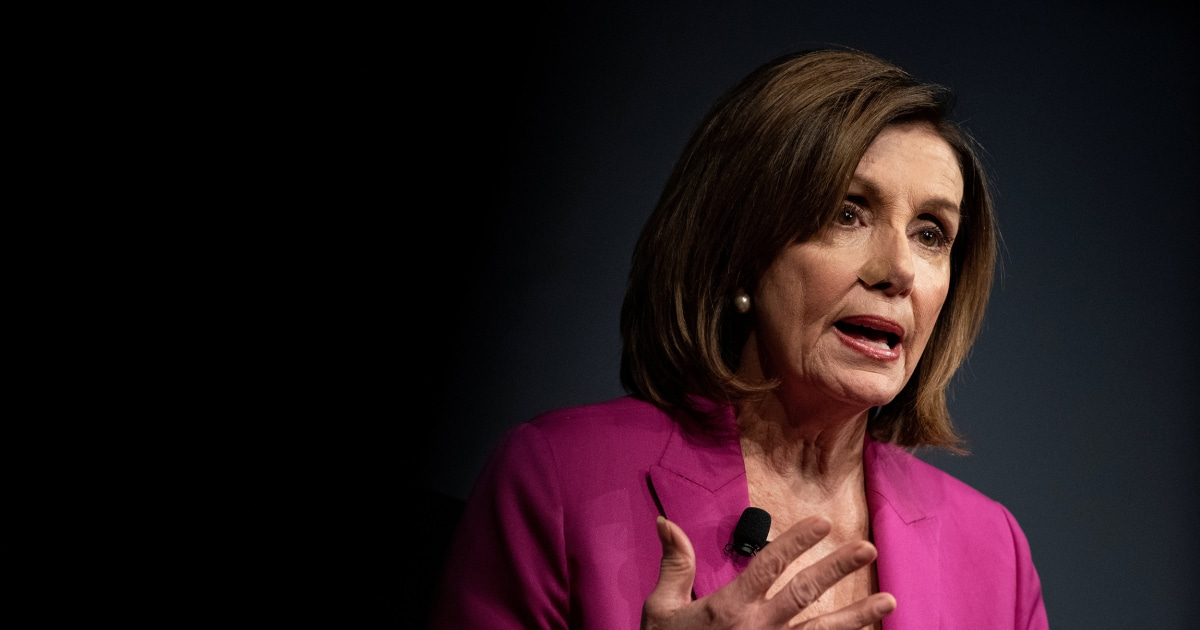 Pelosi kündigt Krieg powers resolution als die Spannungen mit dem Iran eskalieren