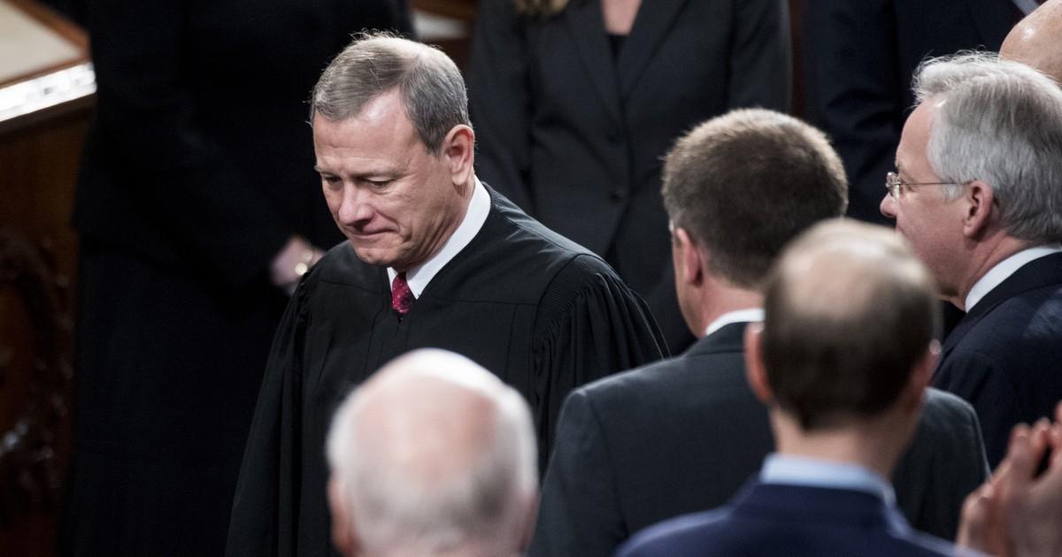 Πώς ανωτάτου Δικαστηρίου Τζον Ρόμπερτς θα προεδρεύσει το πολιτικά φορτισμένο Ατού της παραπομπής δίκη