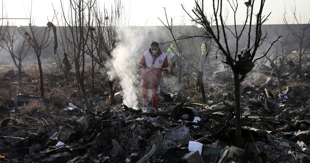Boeing, NTSB kemungkinan besar tidak akan menyelidiki Teheran kecelakaan pesawat yang menewaskan 176, sumber mengatakan