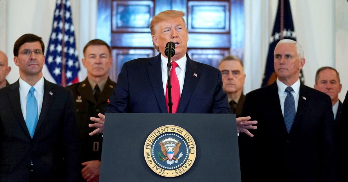 Was Trump verpasst, als er sah, wie der Iran blink