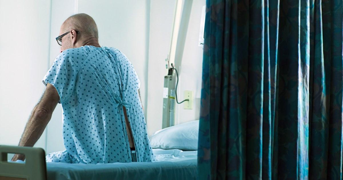 Το πρόγραμμα είναι γραφτό να περιορίσει επαναλάβετε την παραμονή στο νοσοκομείο αποτυγχάνει μεγάλη δοκιμασία