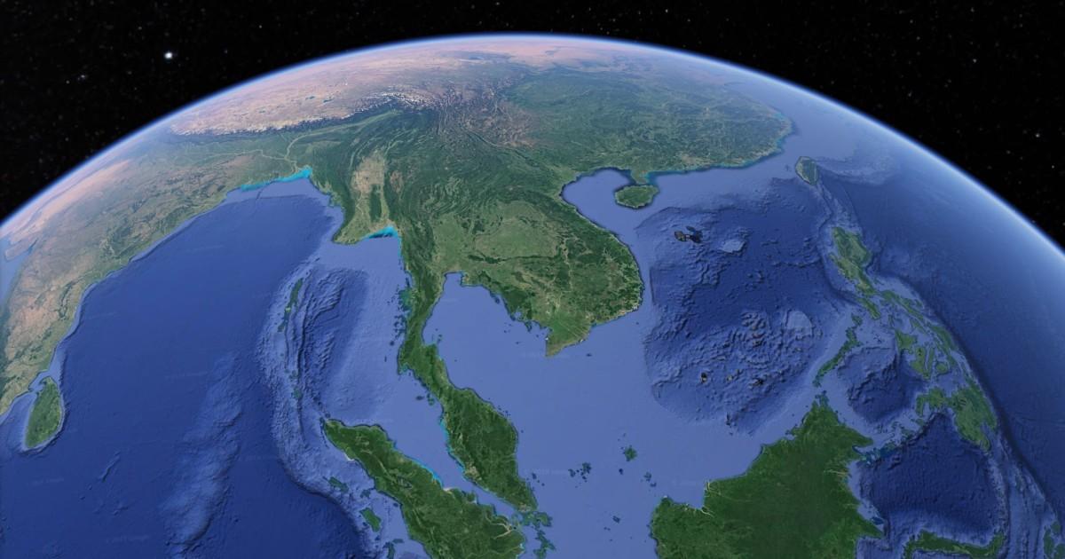 800,000年前には、ミーティアに叩きます。 科学者のつもりでしたが湖