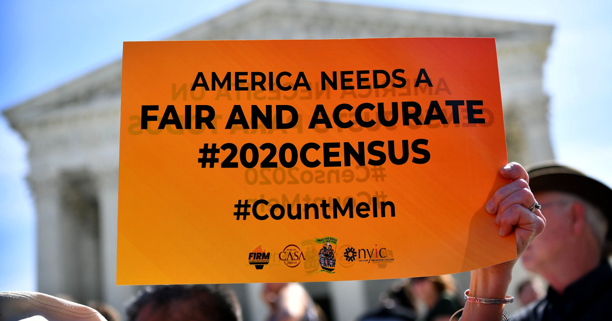 Latinos、アジアアメリカ人が恐怖を2020年国勢調査以上の市民権、証人に伝え議会