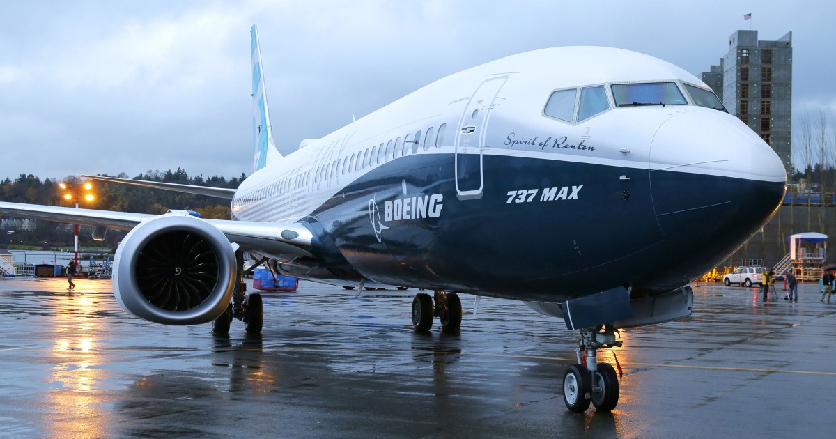 Internal Boeing messages show disdain for regulators, 'clowns' who designed troubled 737 Max jet thumbnail