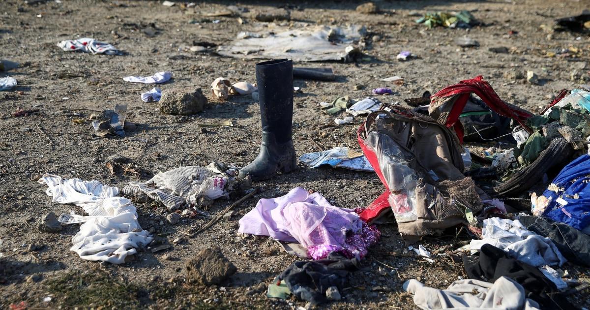 'Warum?': 9-jährige Mädchen und Brautpaar unter den 176 opfern von Flugzeugabsturz in Iran