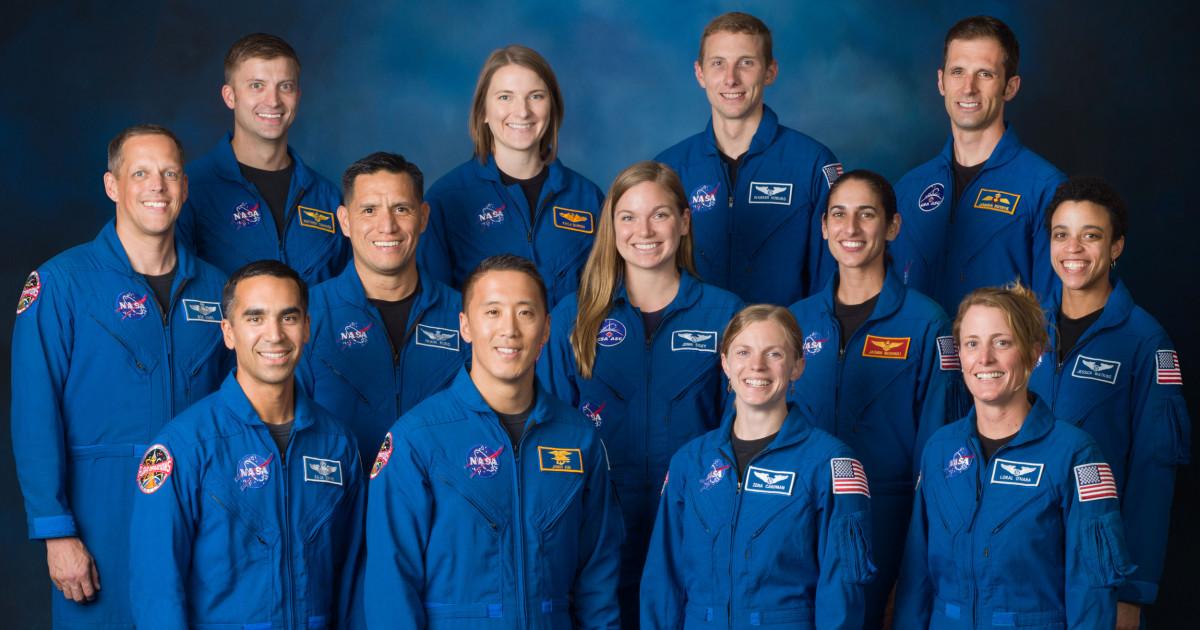 NASA-Absolventen neue Klasse von Astronauten für Missionen zum Mond, Mars