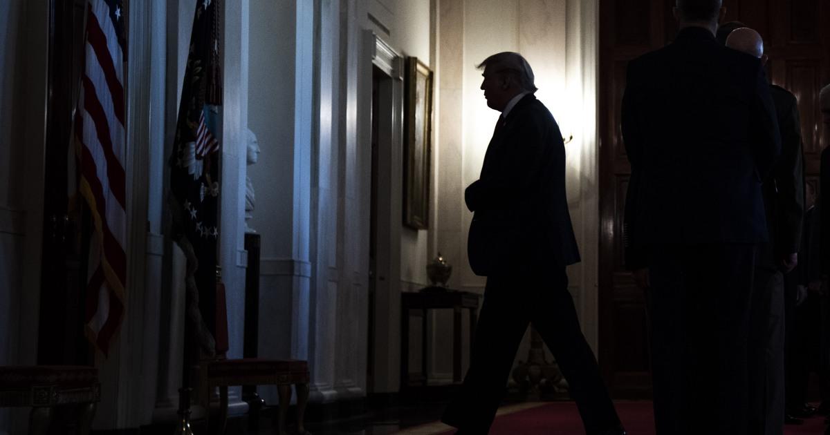 Wann wird Trumpf Senat Testversion starten und wie lange wird es dauern? Das Bild beginnt Gestalt anzunehmen.
