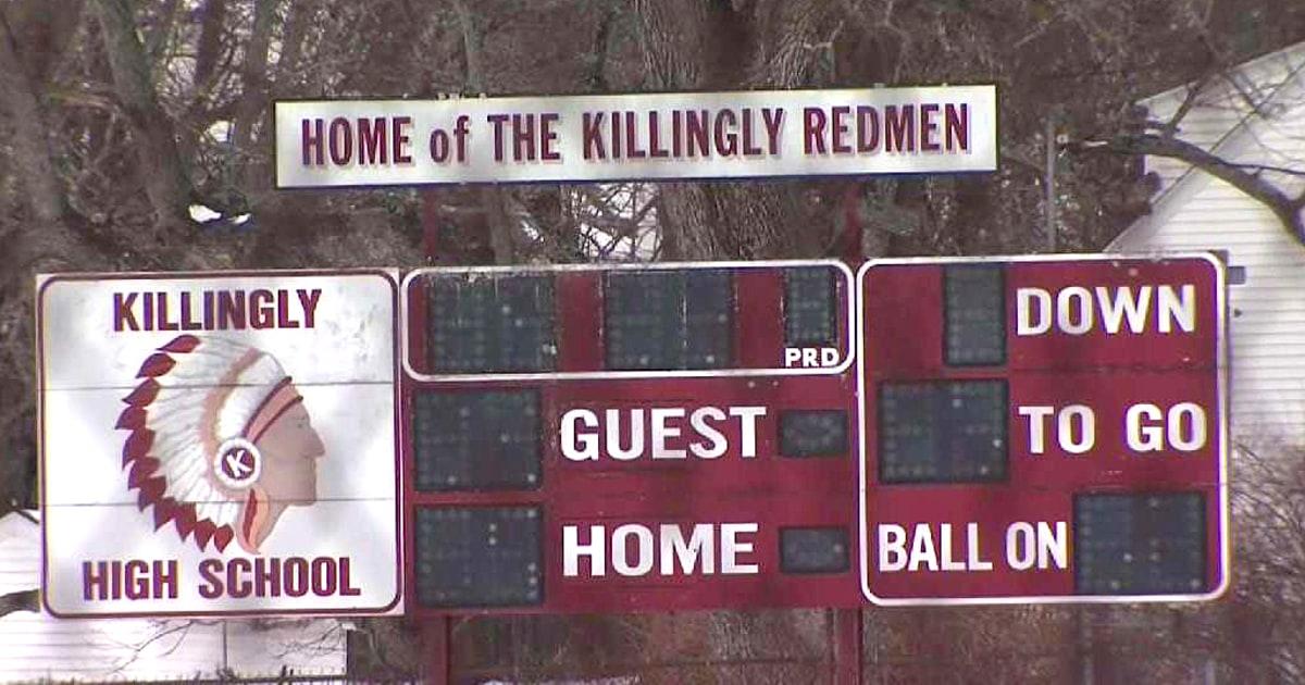 Connecticut board Stimmen zur Amtsenthebung 'Redmen' Maskottchen an der high school