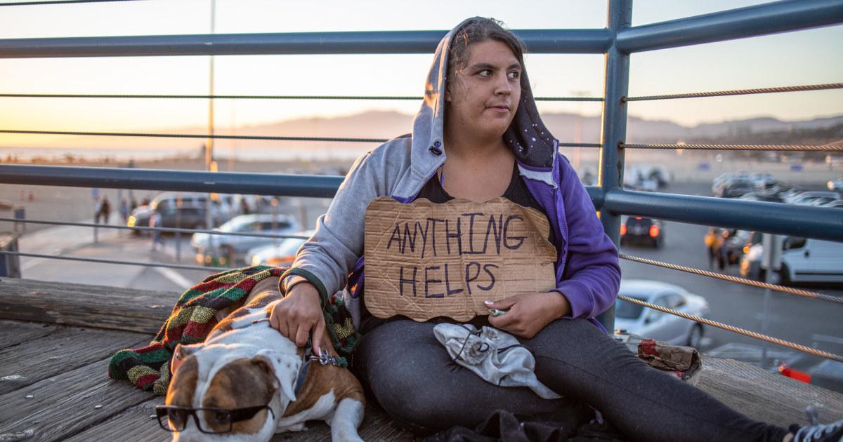 カリフォルニア総裁を求める14億ドルの戦闘ホームレスとして危機が