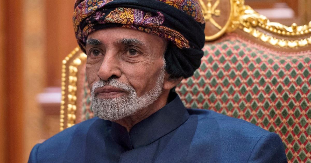 Sultan Qaboos bin Said, der modernisiert Oman, stirbt bei 79