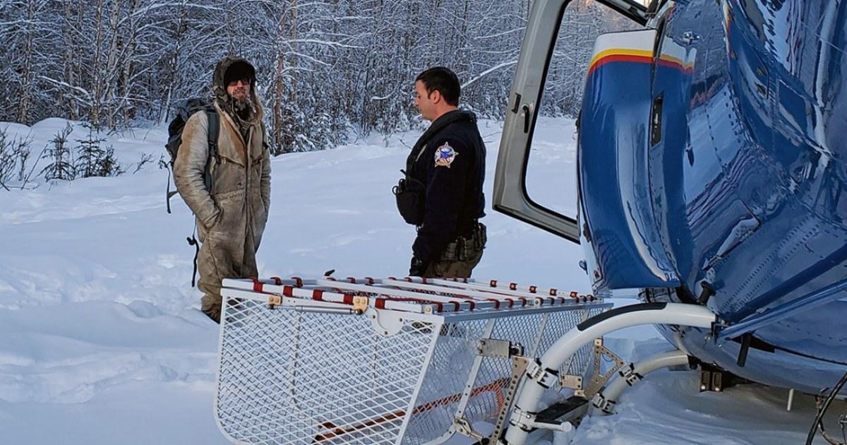 たった一本鎖以上20日に氷点下で、生き残った