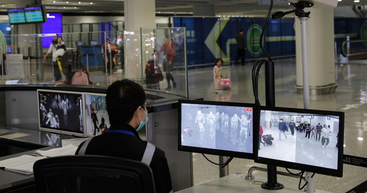 中国報告書の最初の死から発生の謎ウイルス