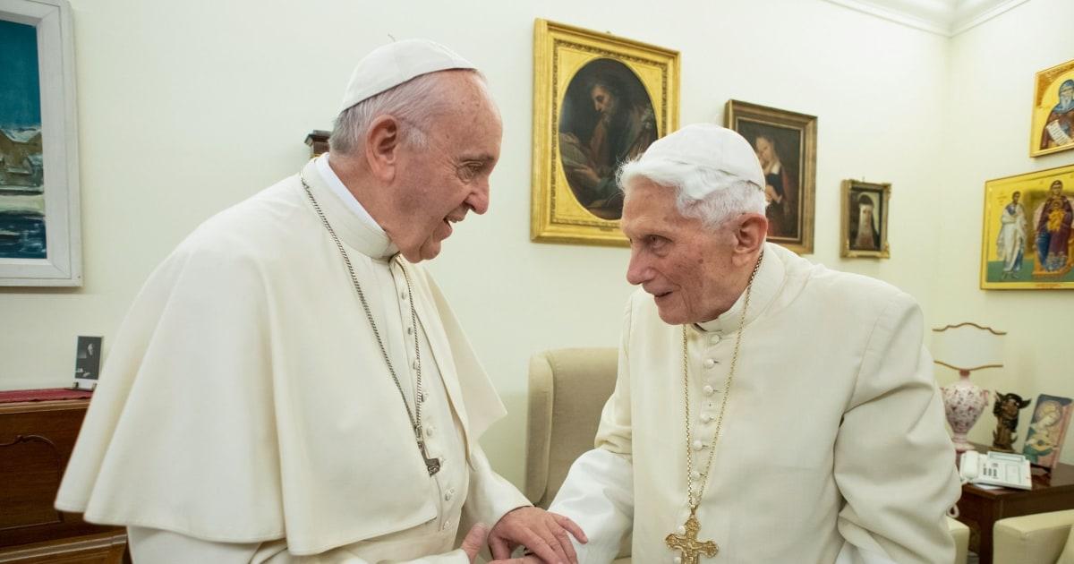 Papst Benedikt bricht das schweigen, zu bekräftigen, dass Priester den Zölibat