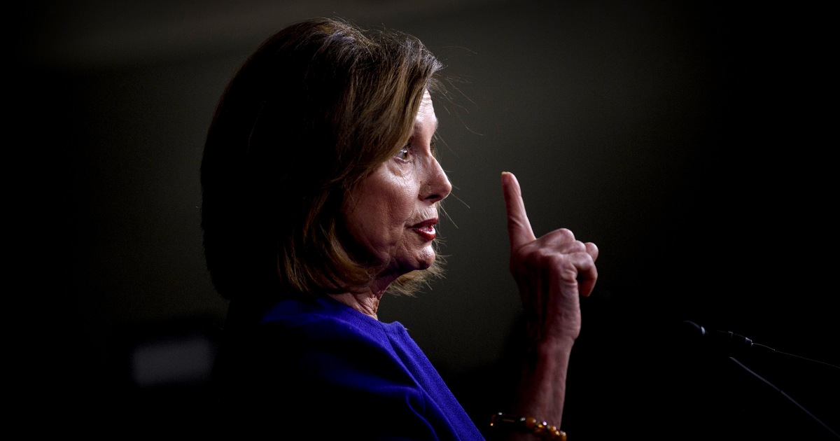 Pelosi accuses Trump of a 'cover-up' after president lashes out over impeachment