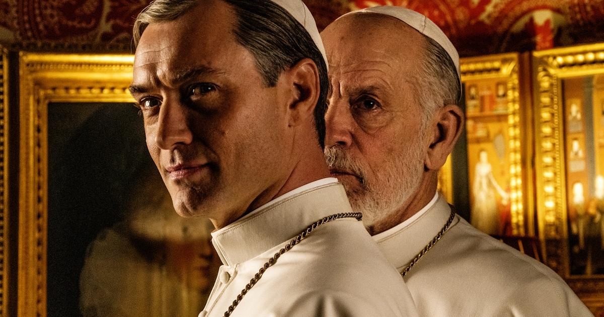 Ein Papst, zwei Päpste, heiße Papst, der neue Papst: TV päpstlichen obsession weiterhin auf HBO