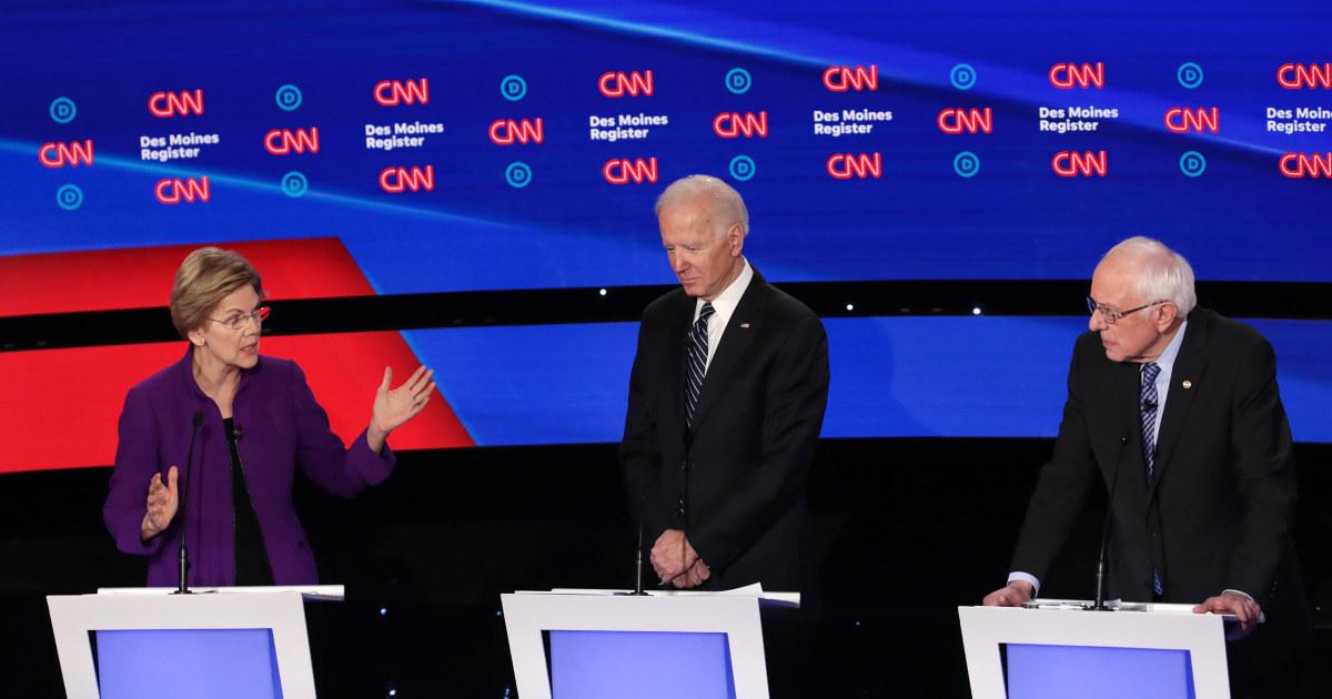 11. die Demokratische Debatte findet nächsten Monat in Arizona