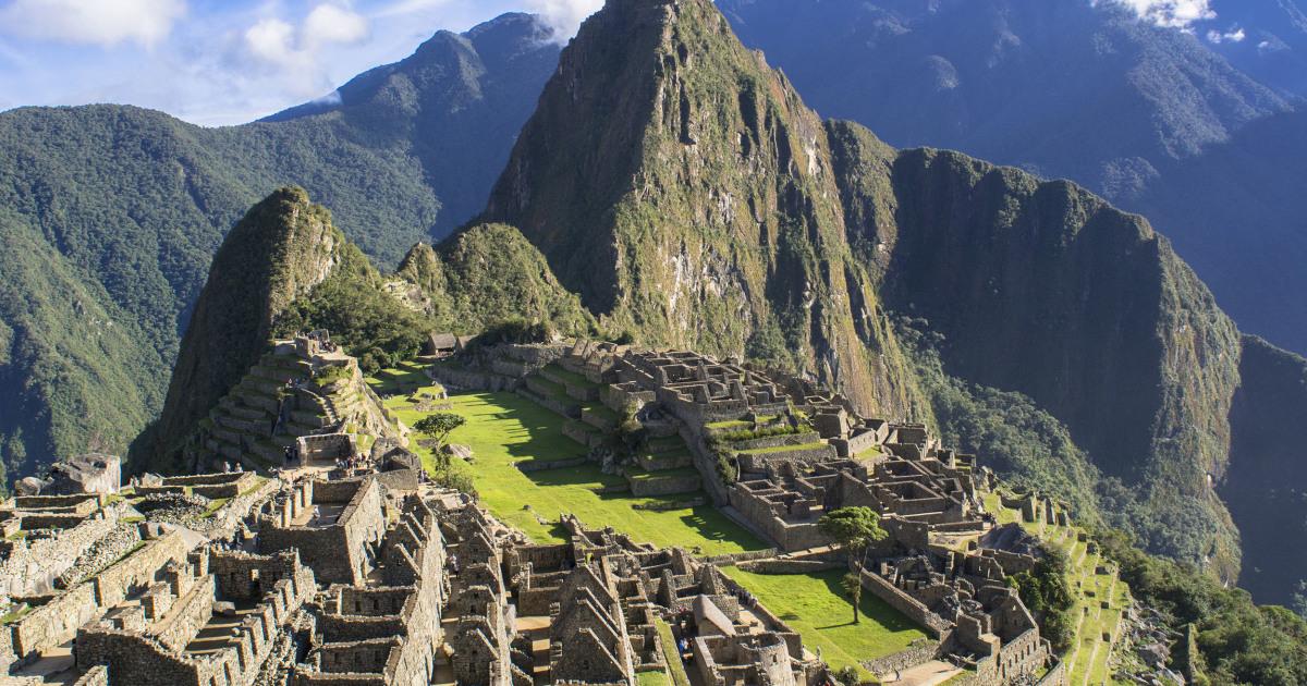 Το περού, για να εκτοπίσουν τους τουρίστες για δήθεν καταστροφή, την αφόδευση στο Μάτσου Πίτσου