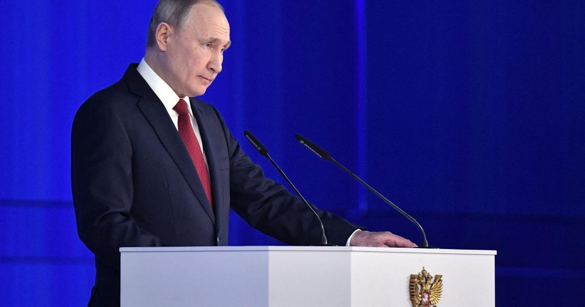 ロシア政府の方が投了の意思表示をした時点としてのプーチン大統領の憲法を揺さぶり