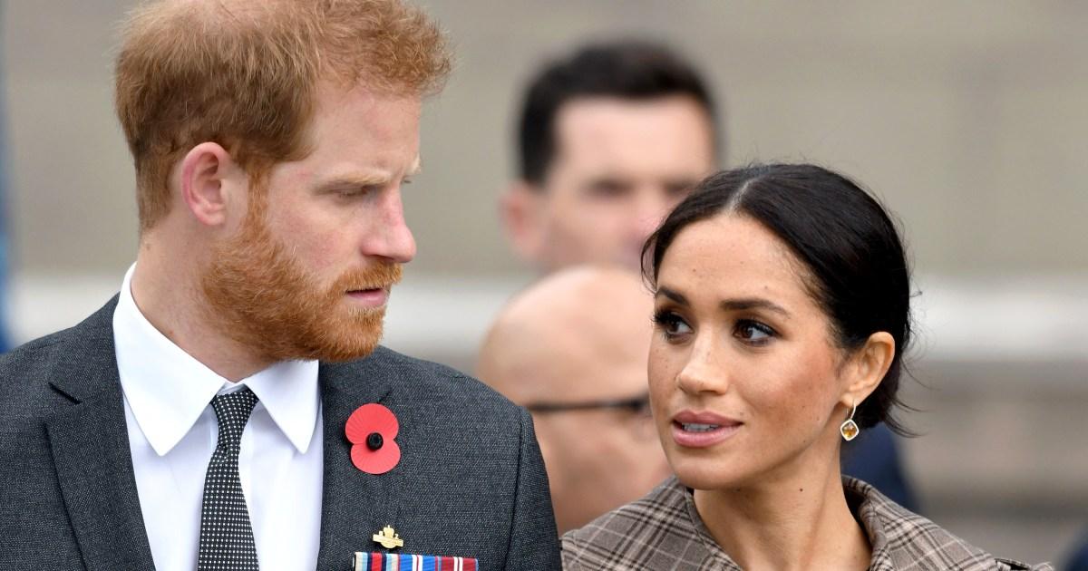Meghanのお父さん、トーマスMarkle、証言に対し彼女の英国スーツ