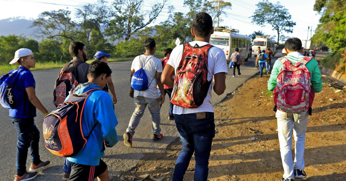ACLU προκλήσεις Ατού ασύλου ασχολείται με τις χώρες της Κεντρικής Αμερικής