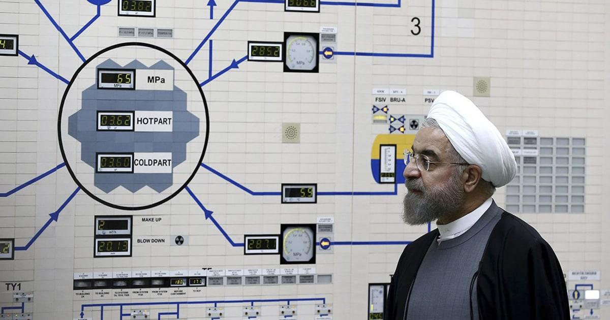 イランをより豊かなりウラン以前より原子力協力ということ、社長という