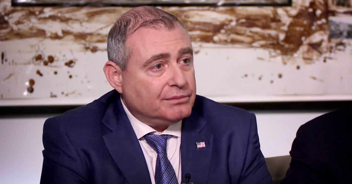 Wichtigsten Dinge, die wir gelernt aus Lev Parnas' enthüllt MSNBC-interview