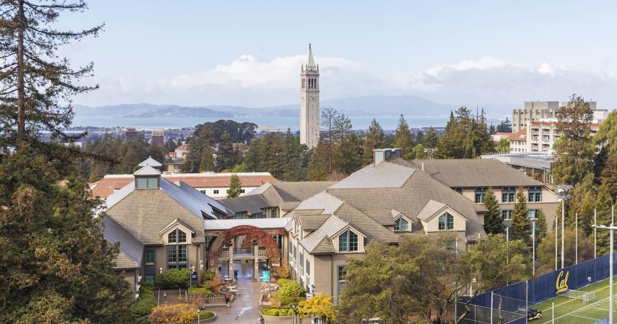 カリフォルニア大学バークレー校の学生労賞百万円で支払う