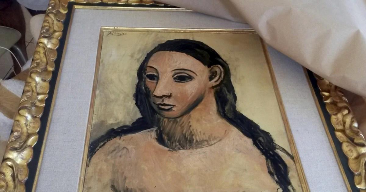 Bankier eine Geldstrafe von $58 Millionen für den Schmuggel von Picasso aus Spanien