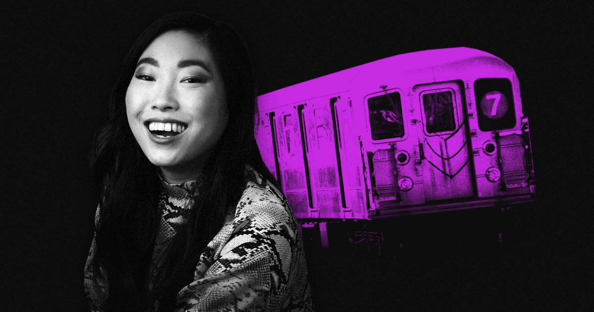 Awkwafina verleiht Ihre Stimme an die New York City U-Bahn-Ansagen