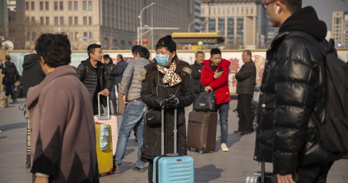 中国報告書の第二の死から謎coronavirus