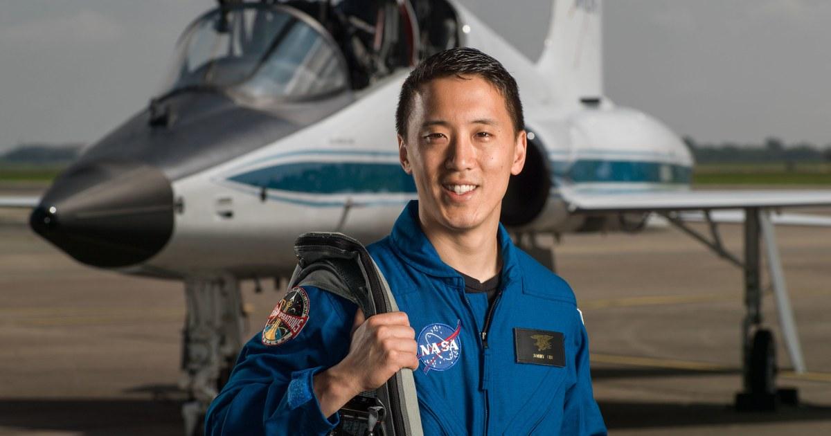 DICHTUNG, Arzt, astronaut: Jonny Kim geht, wo einige koreanische Amerikaner gegangen, bevor