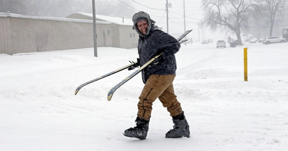 Winterstürme bringen eisige Temperaturen, mittleren Westen und Nordosten