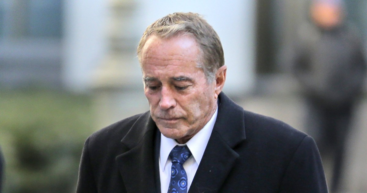 Current Status: Former N.Y. Congressman Collins sentenced to federal prison for insider trading
