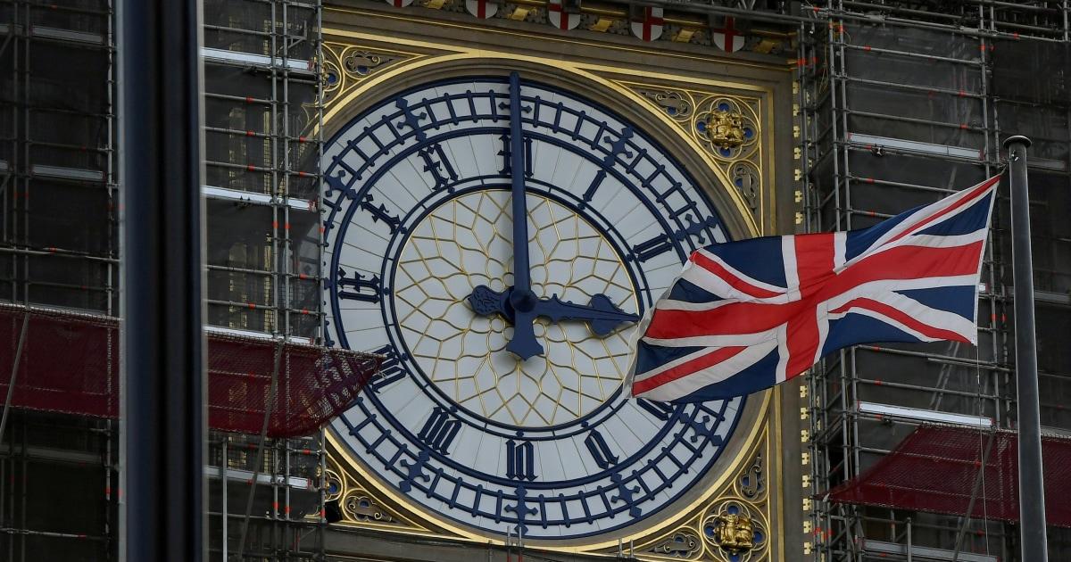 議論を沸かどうかというロンドンの象徴的なビッグベンベルはボンのためのBrexit
